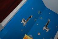 naklejki na ścianę w pokoju dziecięcym